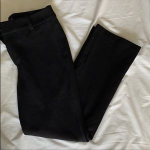 Madewell Dress Pants, ankle length, size 0.